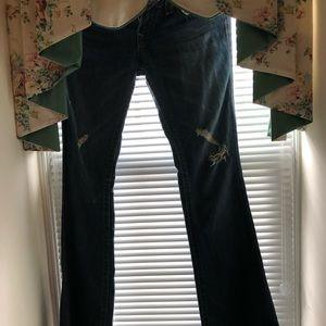True Religion Women Blue Jeans